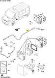 Датчик ABS на Opel Vivaro 2001-> 2006 (задний) SIEMENS — Opel (оригинал) - 4400485, фото 9