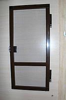 Дверная москитная сетка 17*25
