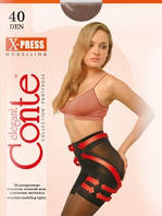 Женские колготки Conte X-Press 40 den