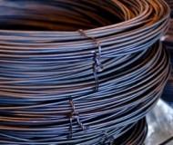 Проволока стальная цена ф4 ( мягкая вязальная )