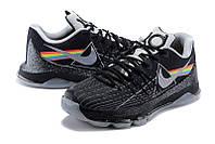 Мужские кроссовки Найк KD 8 King Black/Grey/Colorway Black, фото 1
