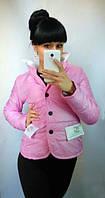 Стильная женская куртка с карманами Шанель (3 цвета)