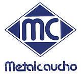 Масляный охладитель на Renault Kangoo 97->08 1.9dTi + 1.9dCi — Metalcaucho (Испания) - MC05943, фото 2