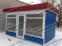 Торговый павильон под заказ Днепропетровск