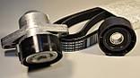 Комплект генератора + ролик + натяжитель (+АС) на Renault Kangoo 1997->2008 1.4, 1.6i 16V  —  7701477517 , фото 2