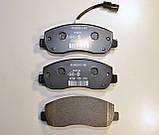 Тормозные колодки передние на Renault Master III 2010-> —  Renault (Оригинал) - 410601061R, фото 2