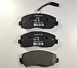 Тормозные колодки передние на Renault Master III 2010-> —  Renault (Оригинал) - 410601061R, фото 3