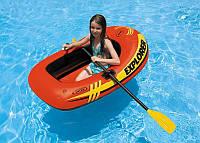 Лодка надувная детская одноместная Intex 58329