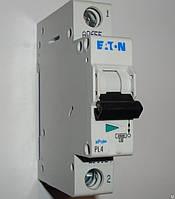 Автоматический выключатель Eaton (Moeller) PL4, C 25А 1- пол., 4,5kA