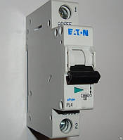 Автоматический выключатель Eaton (Moeller) PL4, C 40А 1- пол., 4,5kA