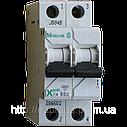 Автоматический выключатель Eaton (Moeller) PL4, C 63А 2- пол., 4,5kA, фото 2
