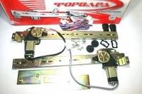 Электростеклоподъемник ВАЗ 2101 - 2106 двери передней левый + правый (2шт) (пр-во ФОРВАРД Россия )