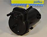 Топливный фильтр (с отверствием под датчик воды + заглушка)  на Renault Kangoo 2001->2008 1.5dCi  — PX FCS748, фото 3
