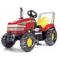 Трактор педальный X Track Rolly Toys 35557