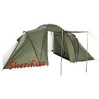 Палатка  армейская 4-местная 2х2 (2,20х4,20м) MIL-TEC Olive 14226100
