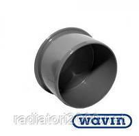 Заглушка (пробка) канализационная 110 Wavin