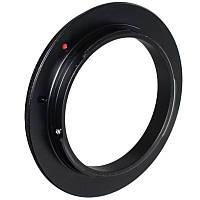 Реверсивное оборачивающее кольцо 58 мм - CANON EOS