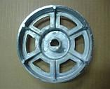 Шкив ременой бетономешалки, фото 2