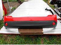 Бампер задний для Форд фиеста