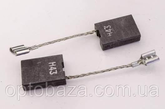 Щетки 6х16х22 Н 43 Bosch клема, фото 2
