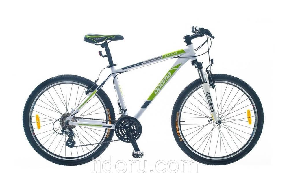 Велосипед OptimaBikes THOR (2014),  (красный)