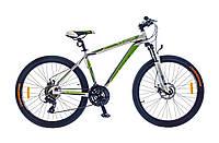 """Велосипед OptimaBikes THOR (2015),  рама 17""""; 19""""  (бело-зелен.)"""