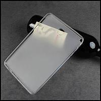 Силиконовый чехол бампер для Samsung Galaxy Tab A 8.0 SM-T350 T355 прозрачный TPU case