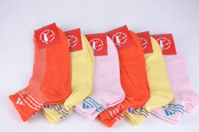 Женские носки заниженные Adidas (Y330/A4) | 12 пар, фото 2