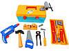 Детский набор инструментов Маленький столяр 938