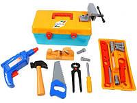 Детский набор инструментов Маленький столяр 938, фото 1