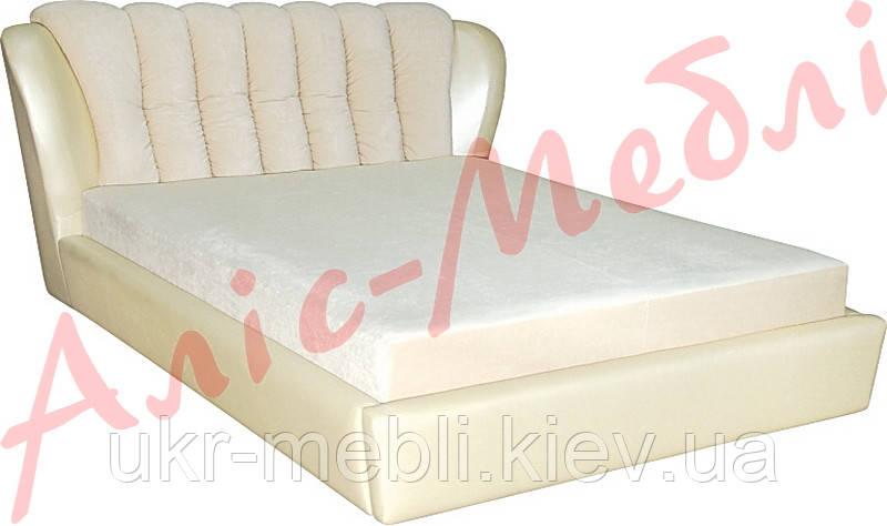 Кровать двуспальная Олимпия 160х200, Алис-м