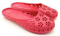 Обувь для купания (36-39), мыльницы красный