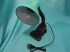 Лампа настольная-прищепка