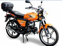 Мотоцикл SPARK SP125С-2X, 127 куб.см, двухместный дорожный
