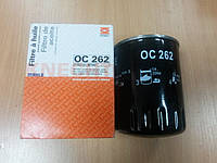 """Фильтр масляный на VW TRANSPORTER IV 1.9TDi 1996>; GOLF III-IV 1.9TDi """"KNECHT"""" OC 262 - производства Австрия, фото 1"""