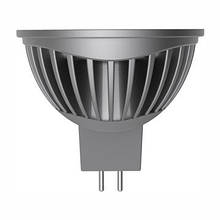 LED лампа Electrum GU5,3 MR16 LR-19 5W(350Lm) 4000K алюм. корп. 220VAC