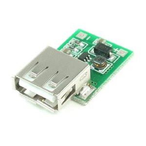 Підвищуючий модуль перетворювач USB DC-DC 1-5В