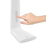 Функциональный настольный LED светильник Intelite (белый) 3000-5600K (500Lm) DL1-7W-WT, фото 2