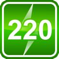 EUROLAMP LED Лампа EKO A50 7W(700Lm) E27 3000K, фото 5