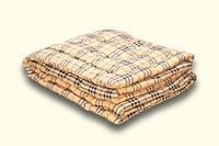 Одеяло шерстяное евро  2,00х2,20 хлопок