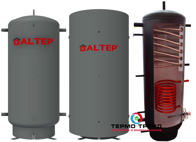 Аккумулирущие баки Altep (Альтеп)