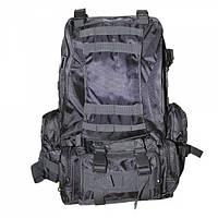 Рюкзак большой с подсумками 1000D Black