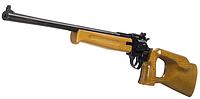 Обзор револьверной винтовки Safari Sport