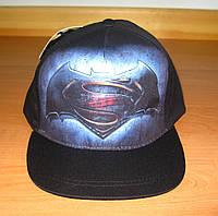 Бейсболка для мальчика Batman VS Superman р.56-58