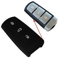 Силиконовый чехол на ключ Volkswagen  Passat B6