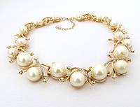 Ожерелье изысканные жемчужины
