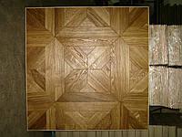 Романс художественный геометрический паркет
