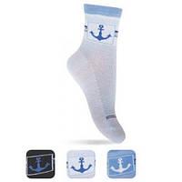 Летние носки для мальчика р.14-18