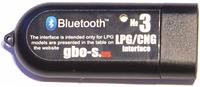 Bluetooth інтерфейс для налаштування газового блоку управління BIGAS SGISN, SGISN OBD, AEB GREEN та ін., доставка