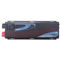 Гибридный ИБП Eyen APC 3000Вт 48В (стабилизатор, MPPT контроллер 60А)